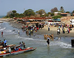 Coastal community, Senegal